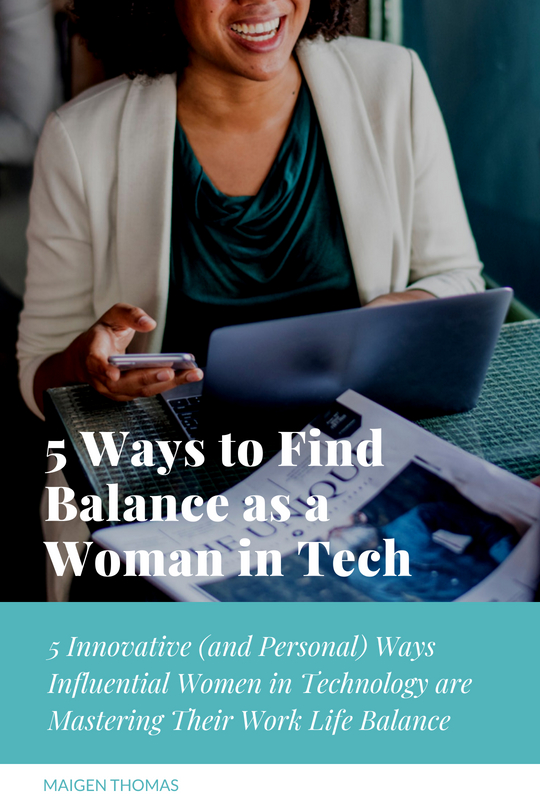 5 Ways to Find Balance as a Woman in Tech - You may not realize it, but you're already Wonder Woman.You work 40+ hours a week.You make time for family, and you sometimes have a social life.You might be raising kids, have pets or even be a crazy plant lady.You're usually wearing so many hats, you sometimes forget to take one off before putting another one on.Often, as a woman in tech, the lines between our work life and our home life get blurry. We accept this blurriness as part of the package deal; we get paid well, we work hard, and we always rise to the occasion - no matter what it takes.