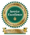 Estate Liquidators Service Excellence SeaL.jpg