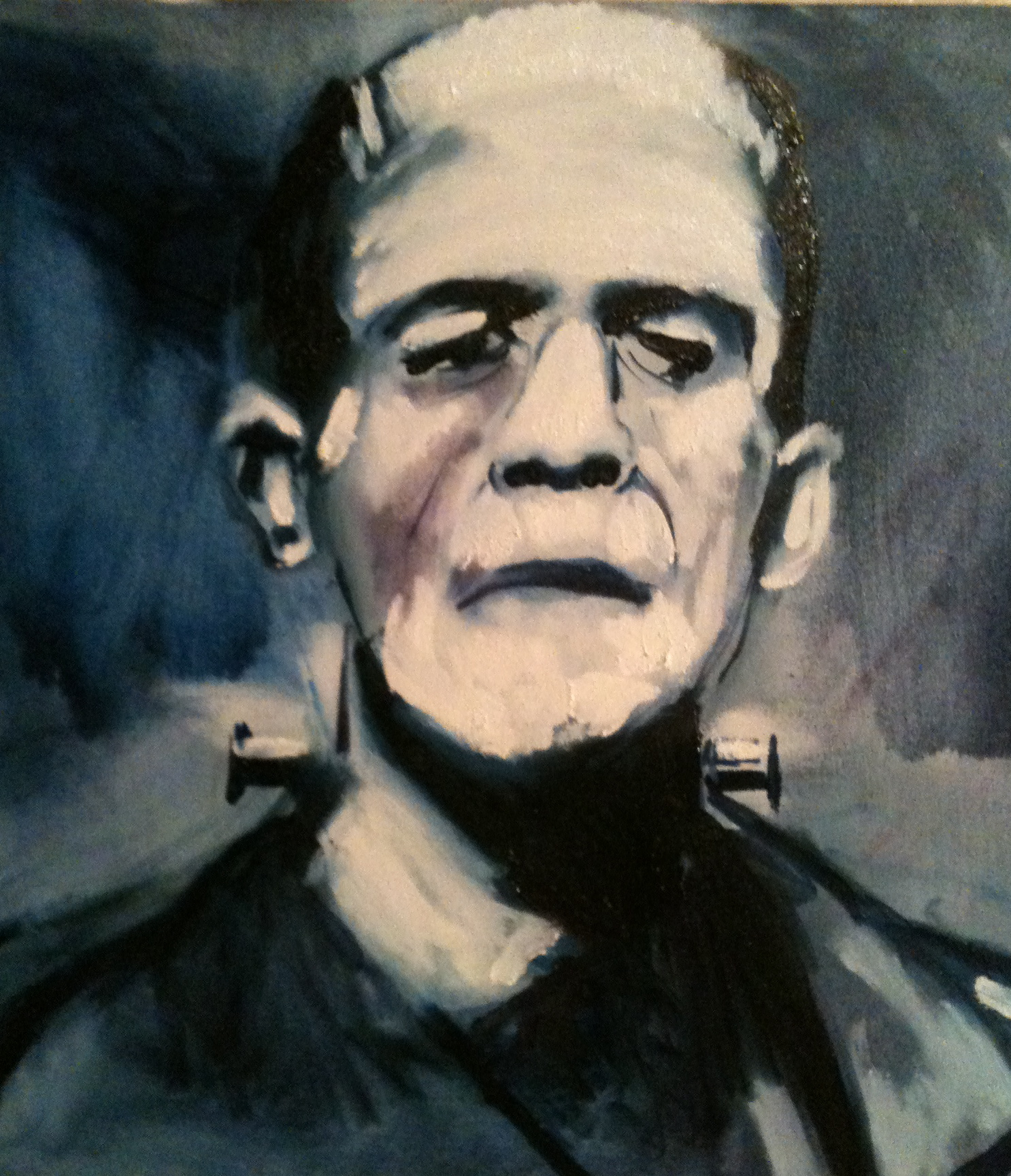 Frank Oil on vanvas 2 x 2 feet.JPG