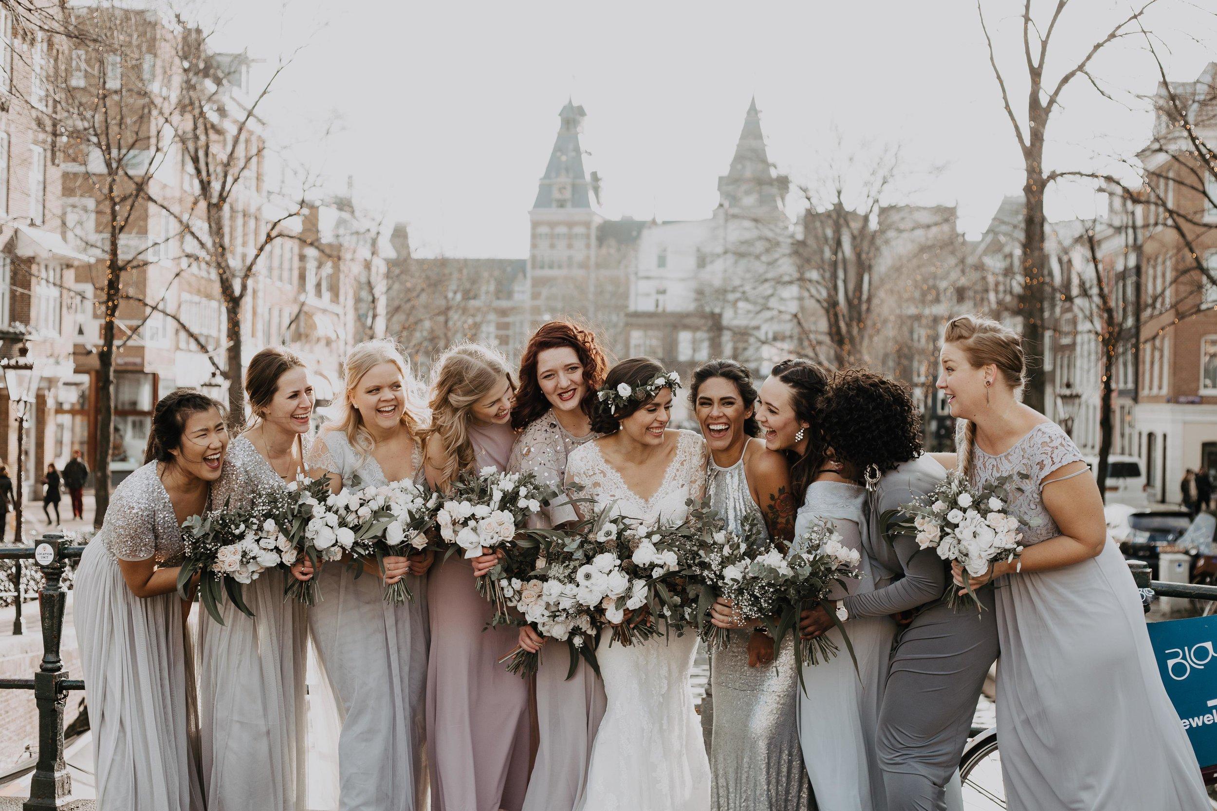 FULL FLORAL WEDDING SERVICE