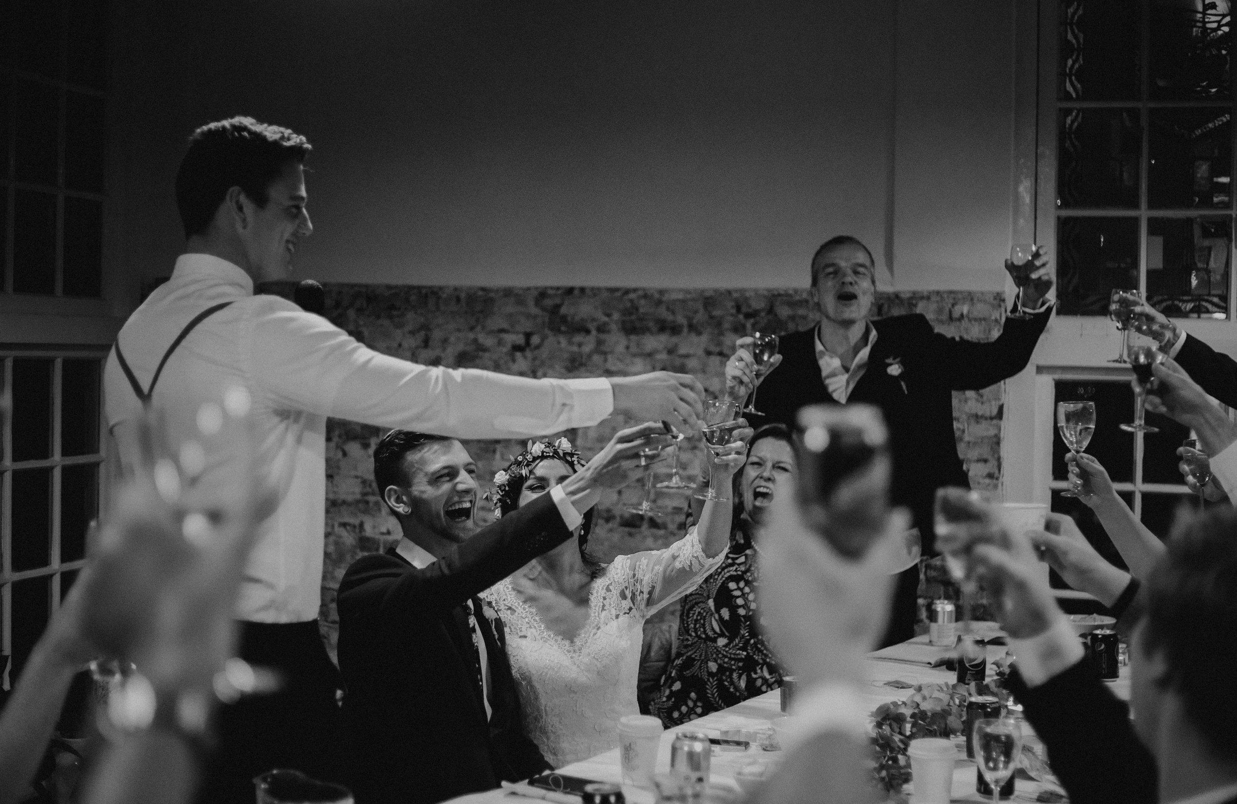 Speech ceremony wedding
