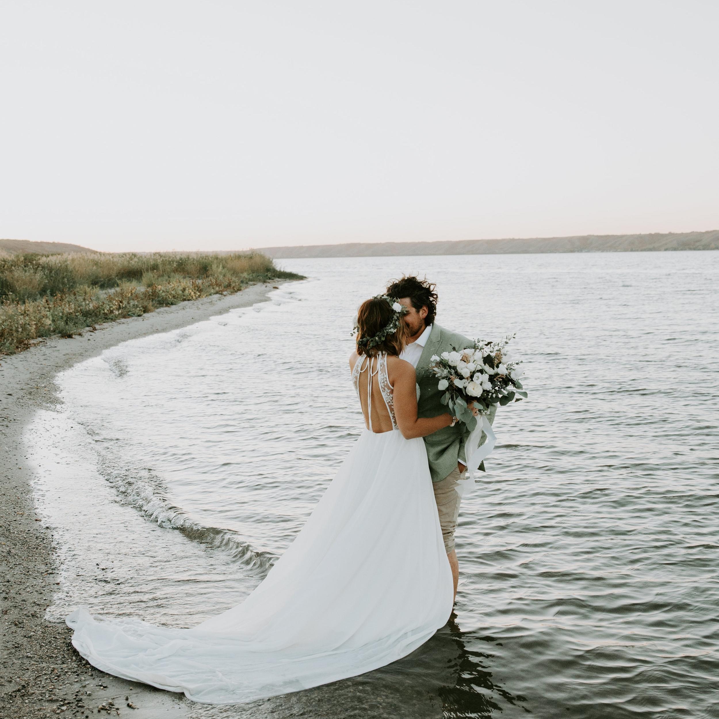 Fort Qu'Appelle wedding florist