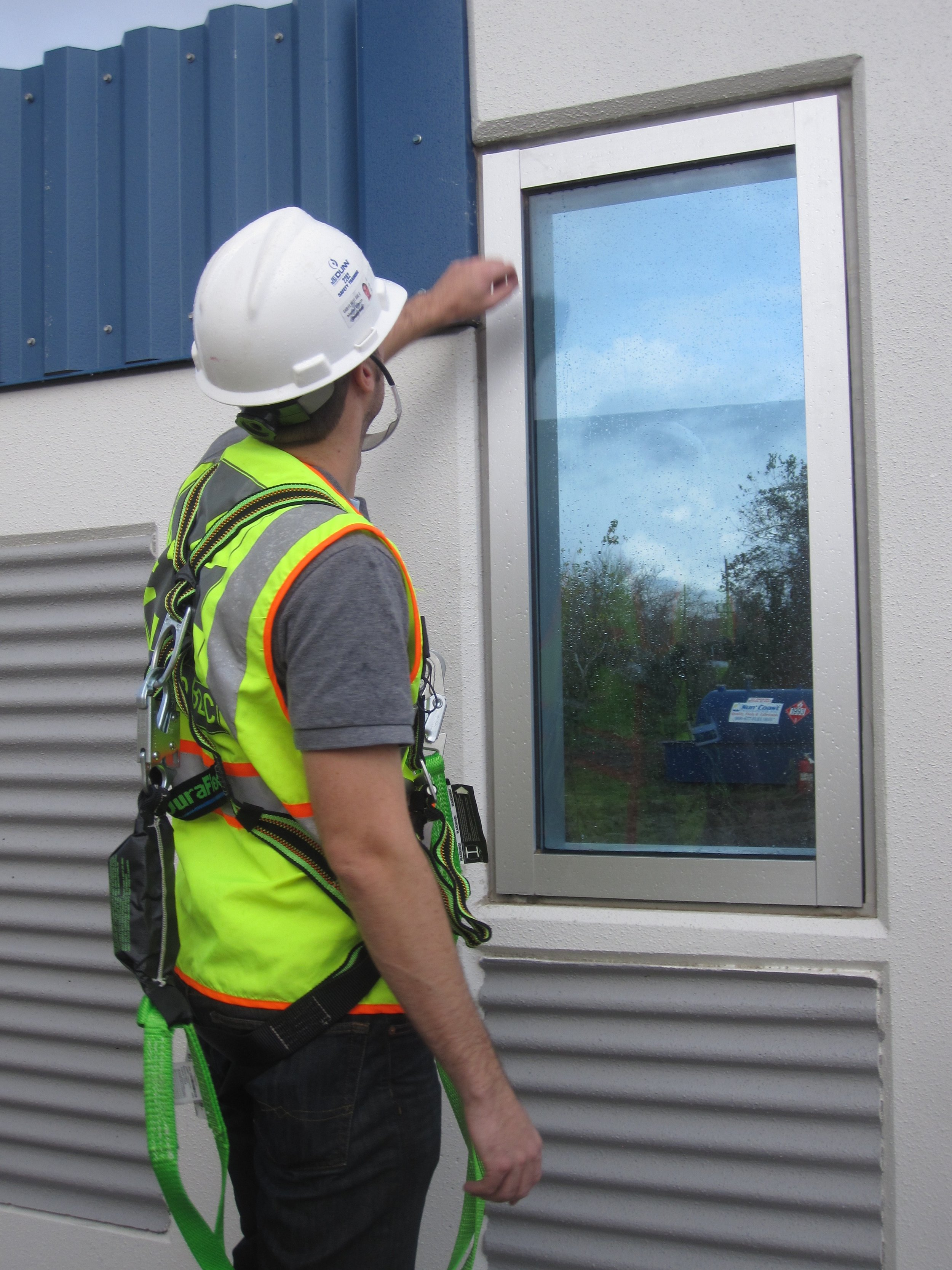 building assessments during construction