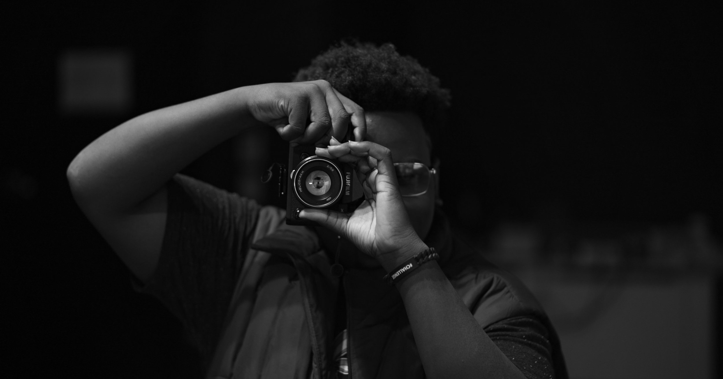 WIDE ANGLE HAS PROVIDED MEDIA ARTS EDUCATION TO OVER 5,000 YOUTH IN BALTIMORE. -