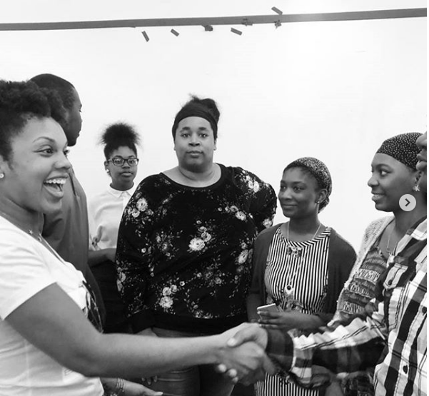 Students pitched their ideas to final Build Your Brand client partners at the end of week 1. This reflection is written by youth producer, Madison.