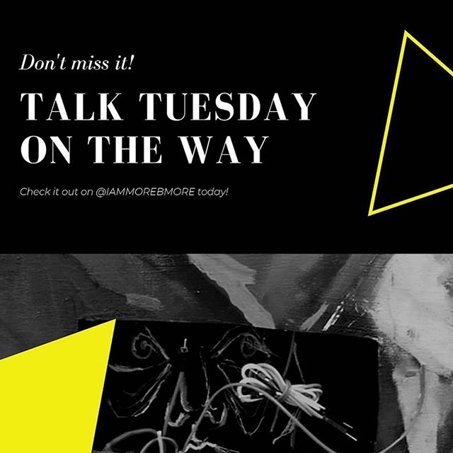It's Tuesday! Stay tuned for something to talk about.  #talk #youth #baltimore #talktuesday #beheard #yourvoice #talkback #teens