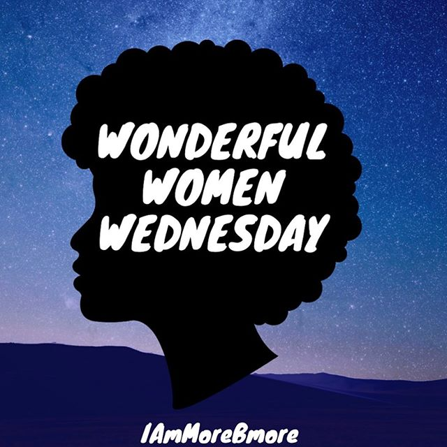 Ready for our wonderful women Wednesday? Stay tuned!  #wonderfulwomen  #wonderfulwoman #baltimore #baltimorewomen #wonderfulwomenwednesday
