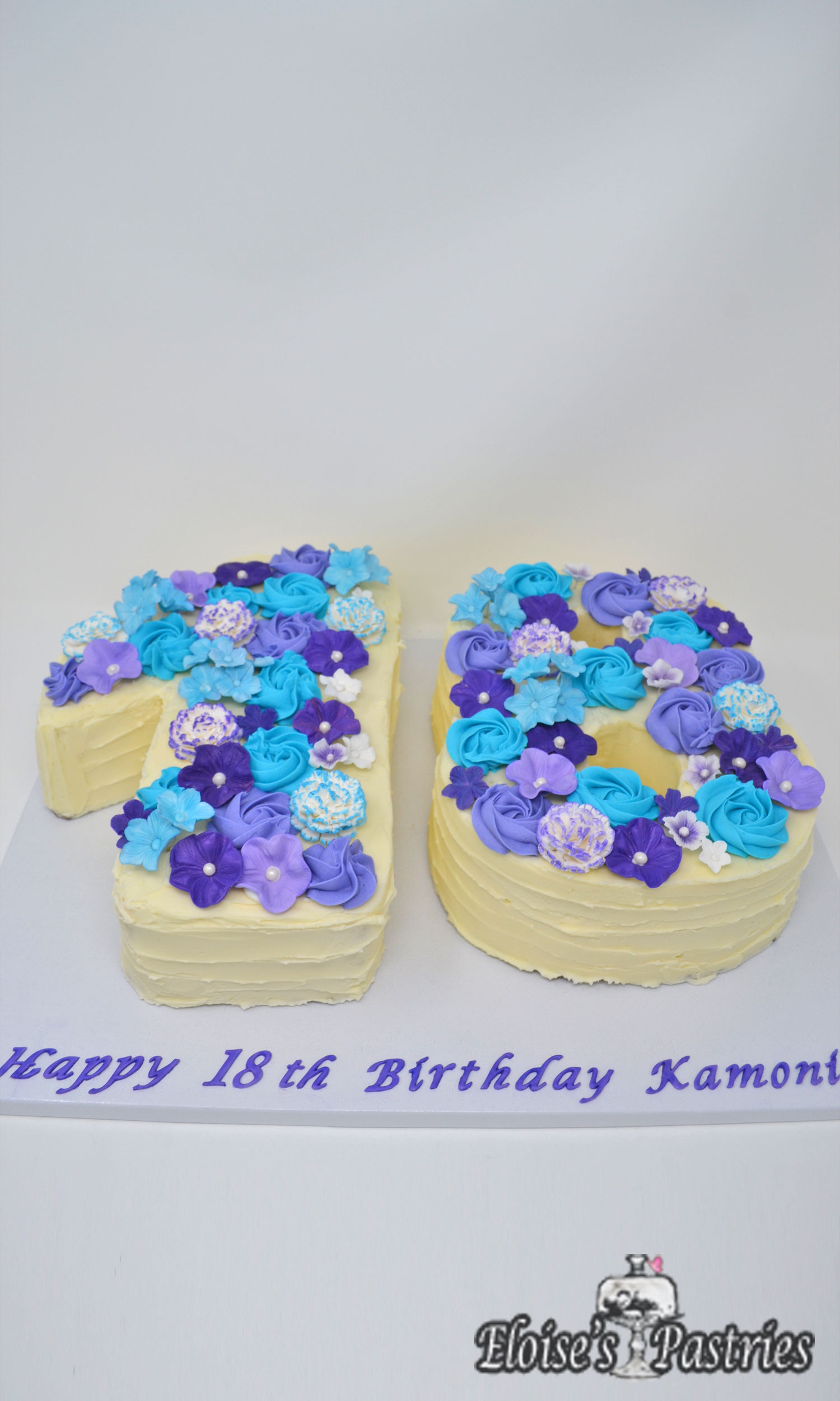 18th Birthday Cakes for Her