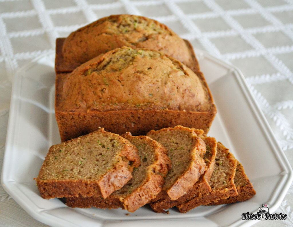 """Quick Breads - Moist with just the right balance of crumbs, these servings are delicious room temperature or warm—by itself or as a tea sandwich!All loafs offered in two sizes—6"""" and 9""""."""
