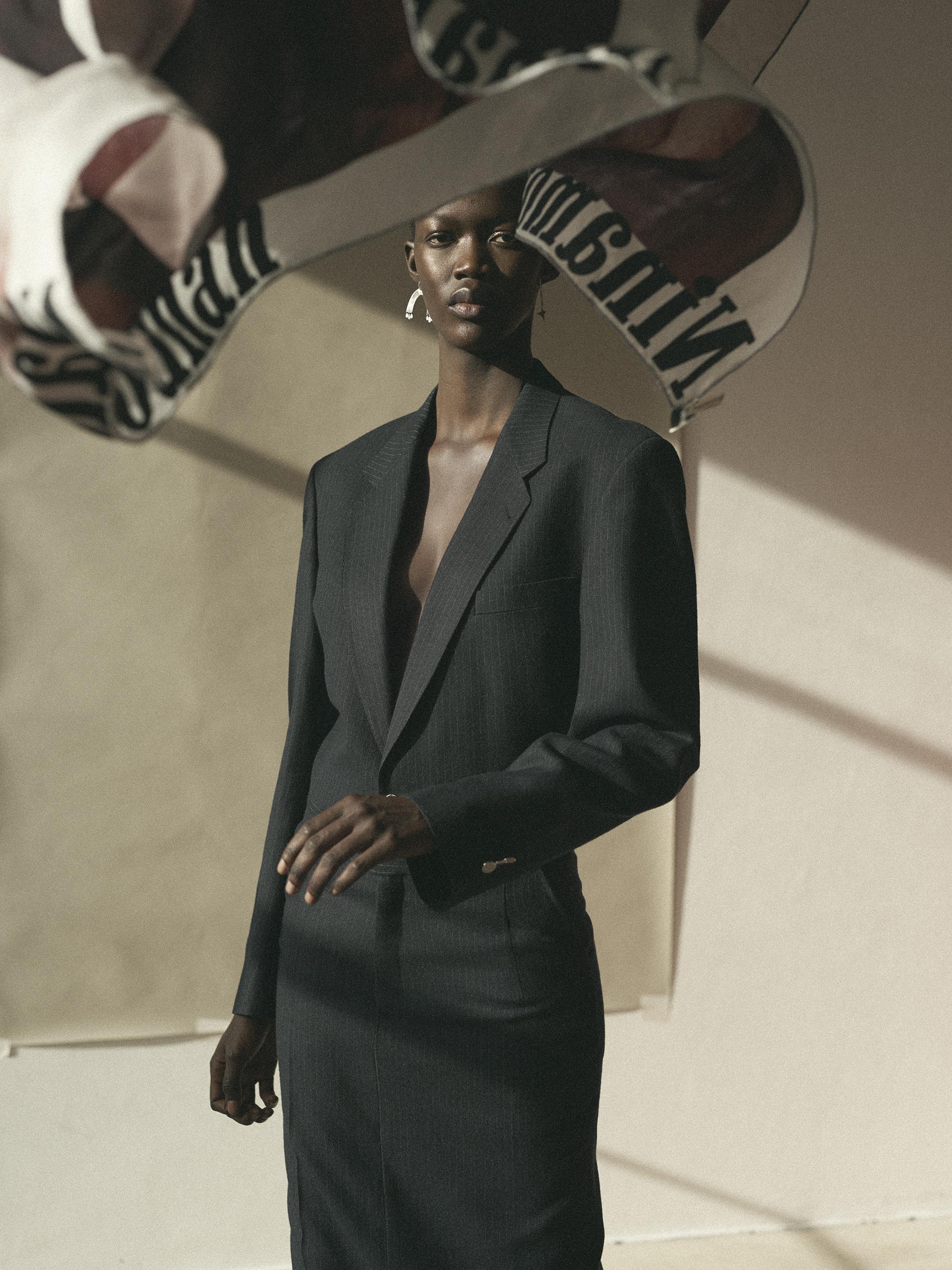 One piece suit dress  Ninamounah
