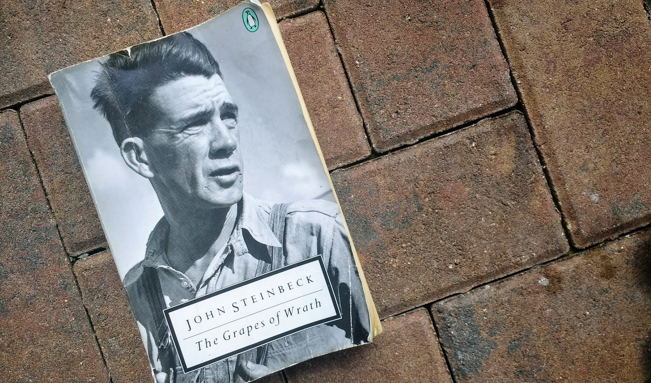 Beneath the Crust: Recent Read_The Grapes of Wrath