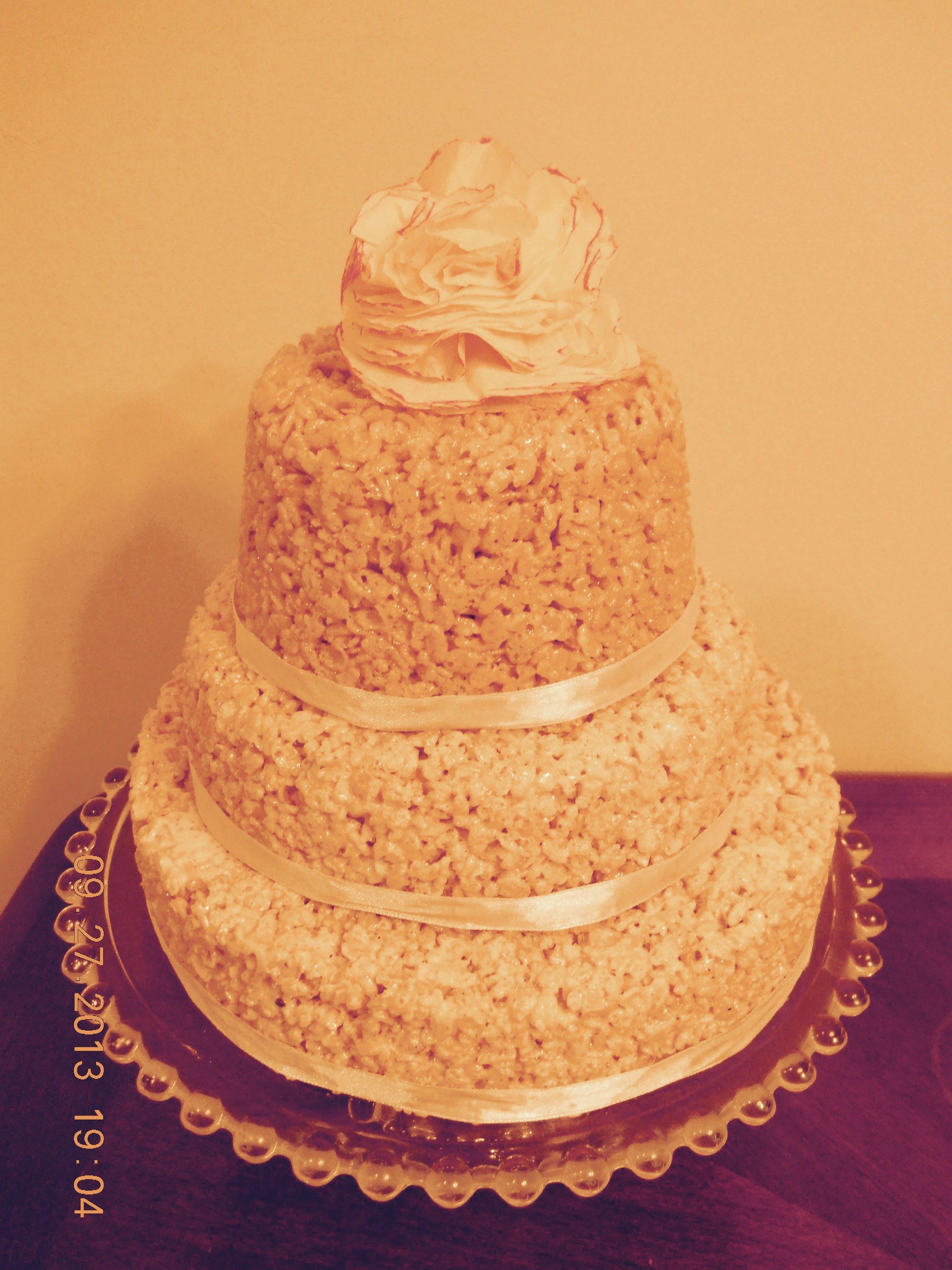 gluten-free engagement cake :)