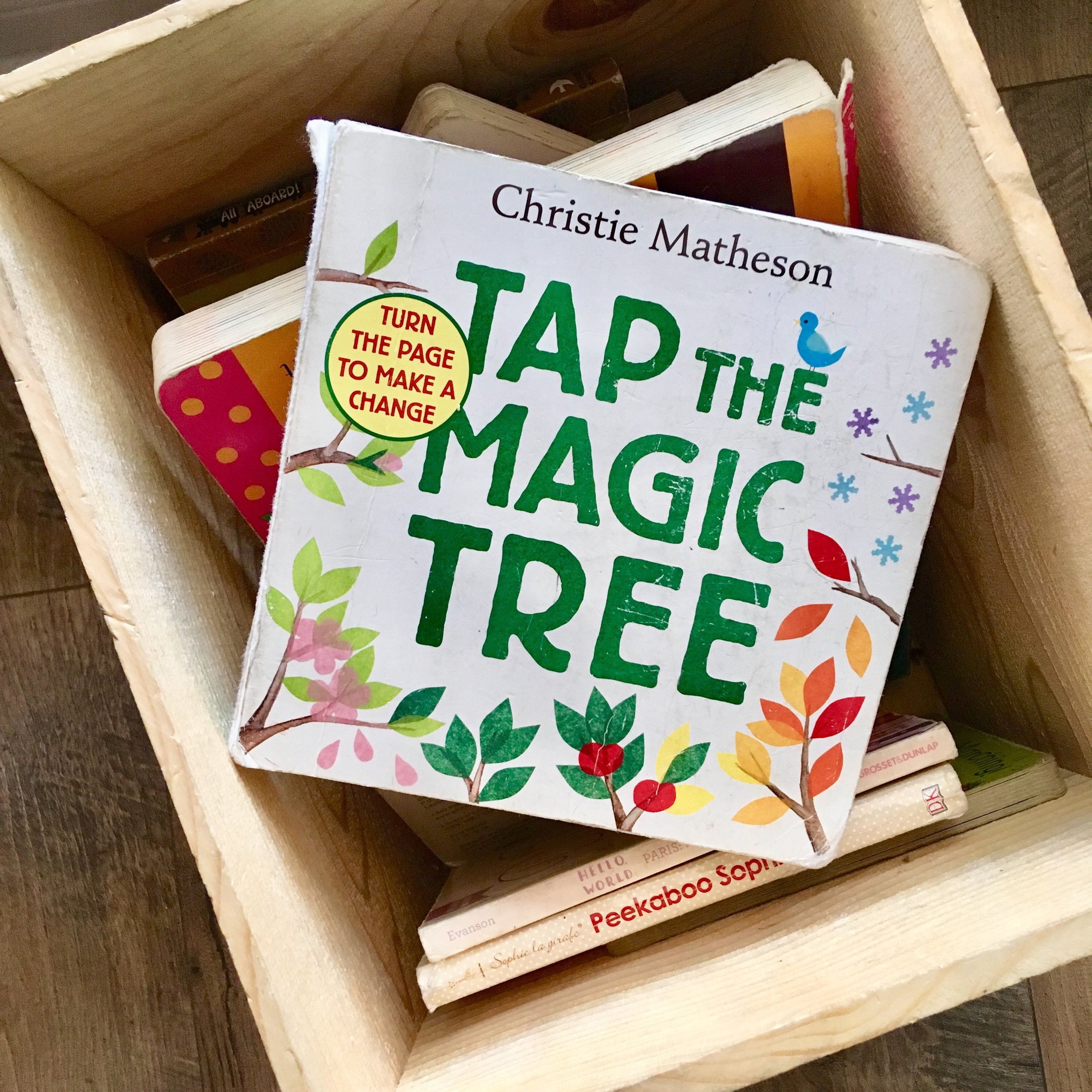 Tap the Magic Tree, A review by Beneath the Crust