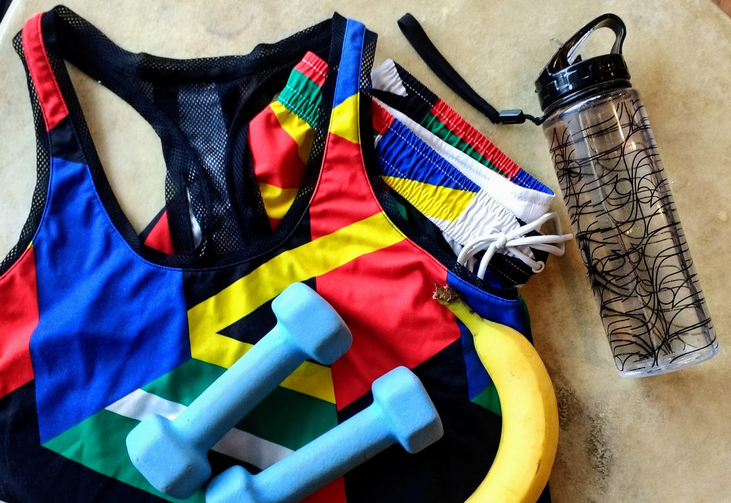 Beneath the Crust: My fitness motivation