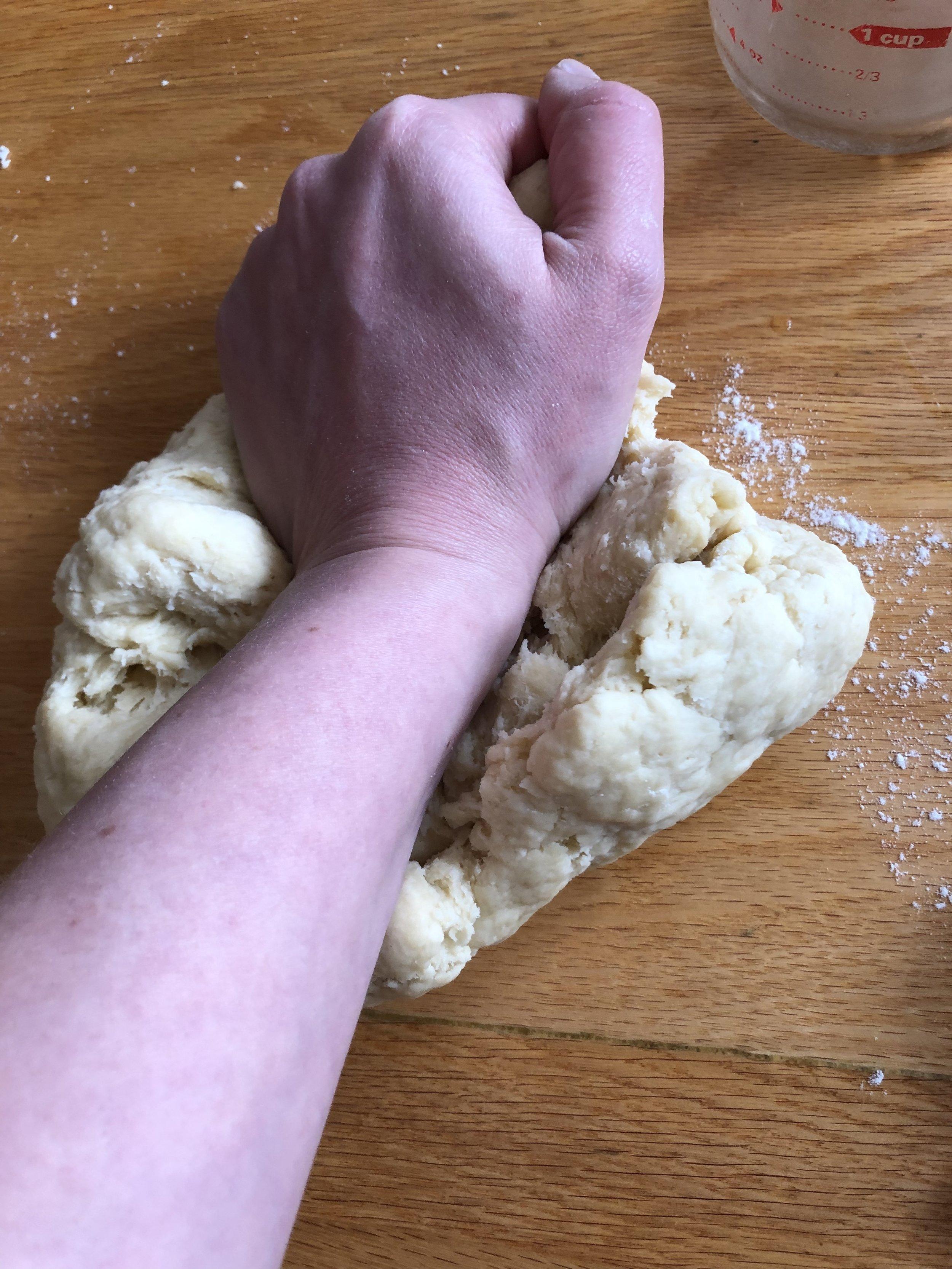 smoosh & knead