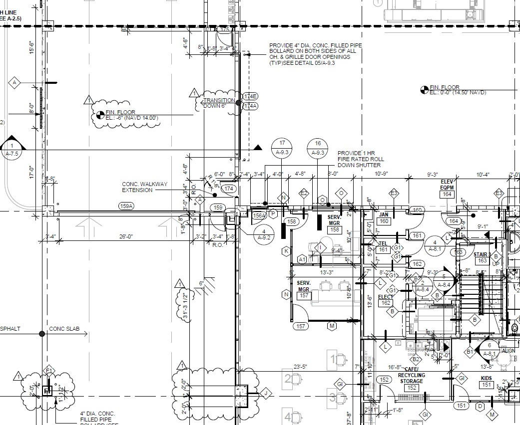 We can help you design your next project with AutoCad Drawings