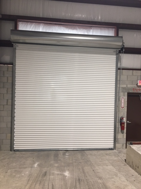 Chain Operated Rolling Steel Door
