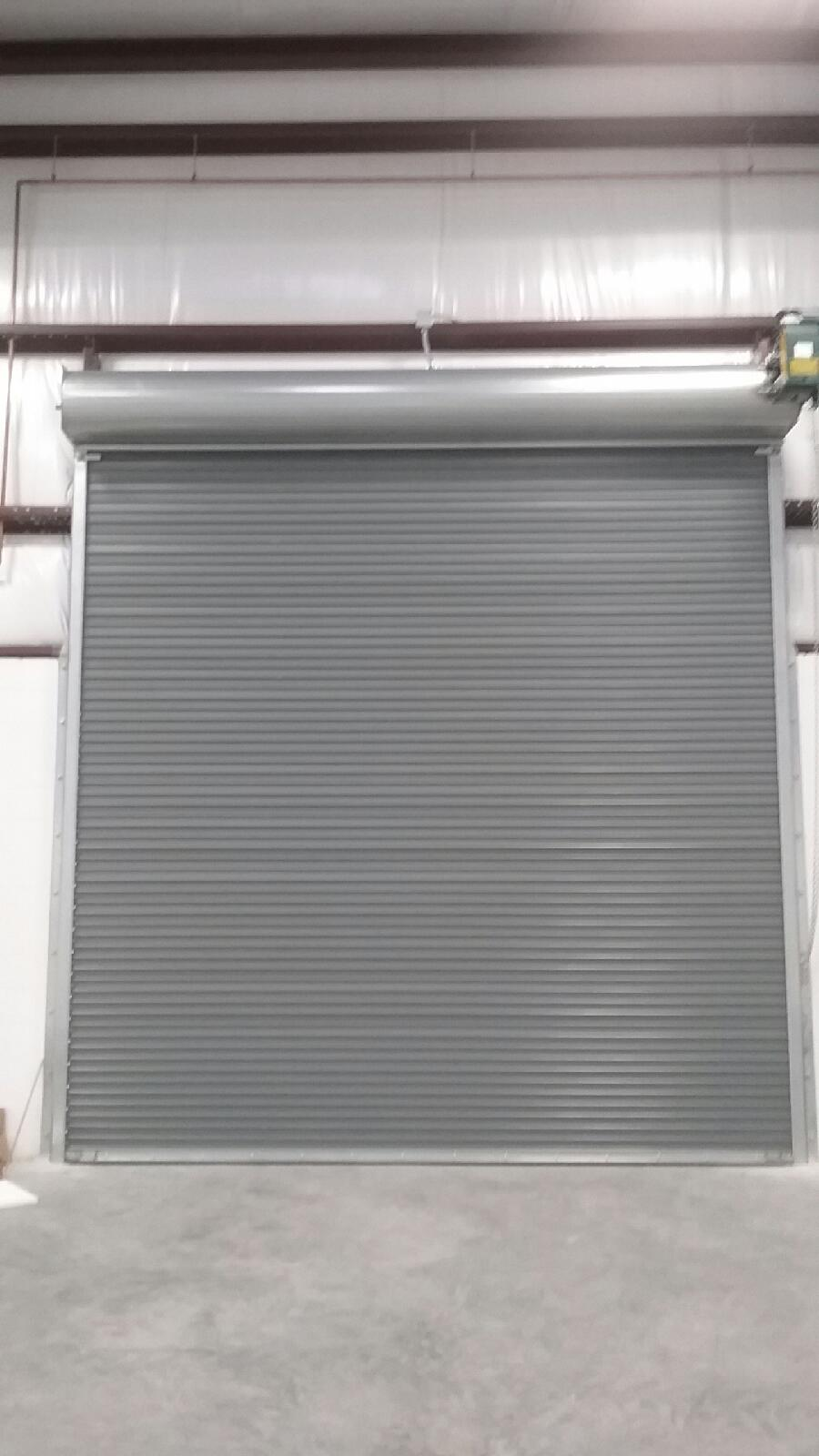 Roll up door industrial