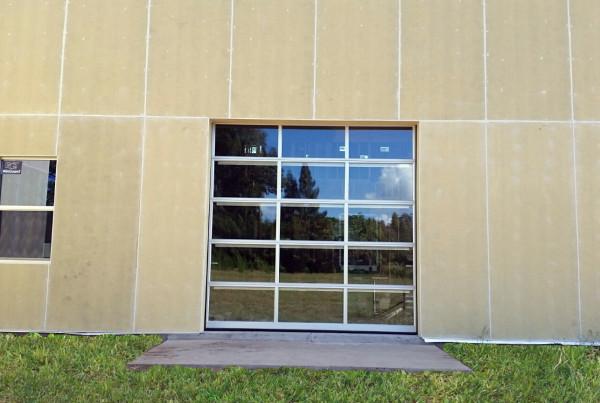 Aluminum Full Glass Door  Catalog