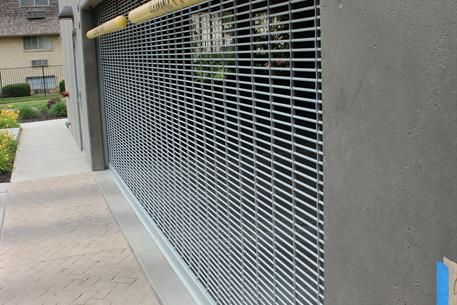 Rolling Grilles