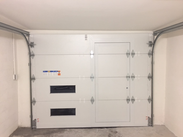 Door In Garage Door