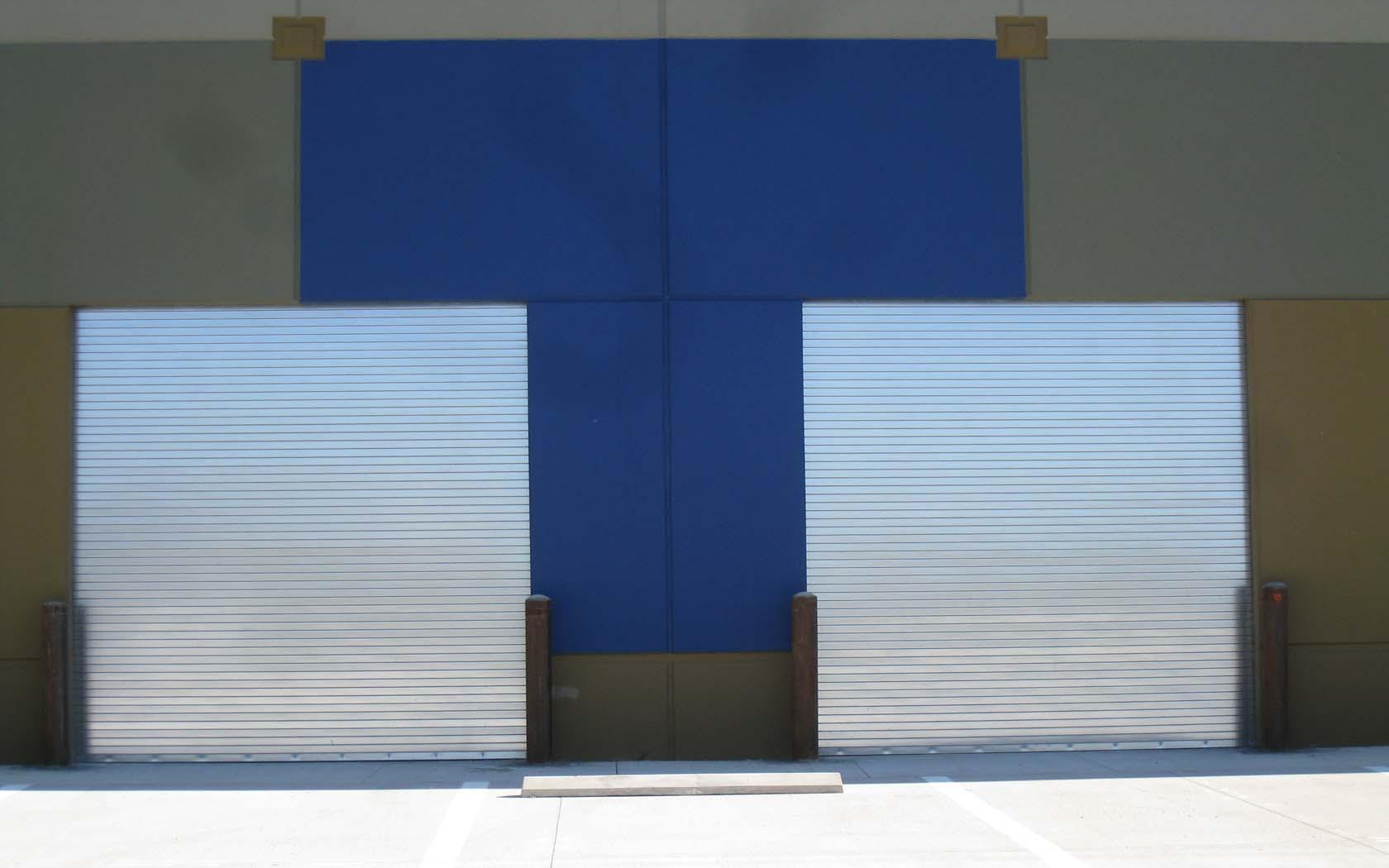 Insulated Rolling Steel Door