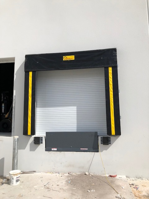 Dock Leveler - Dock Seal - Rolling Door