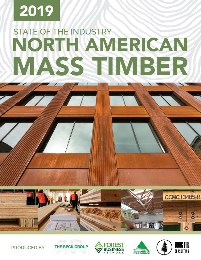 State o the Industry - North American Mass Timber