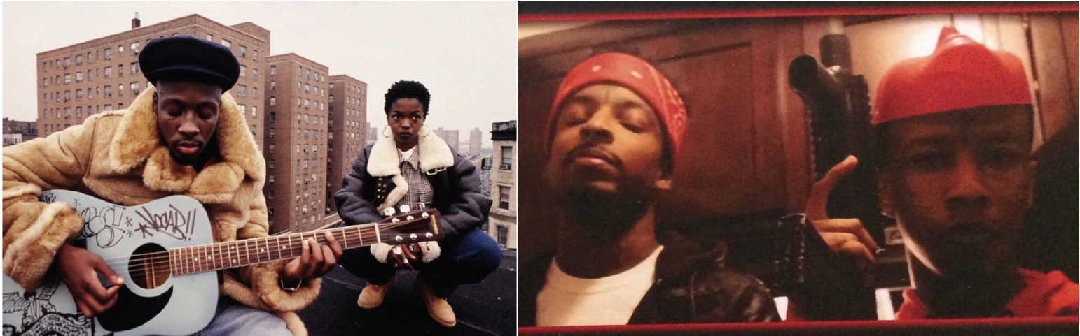 HIP HOP THEN (90'S) AND NOW (2016), AGE 15, 2016