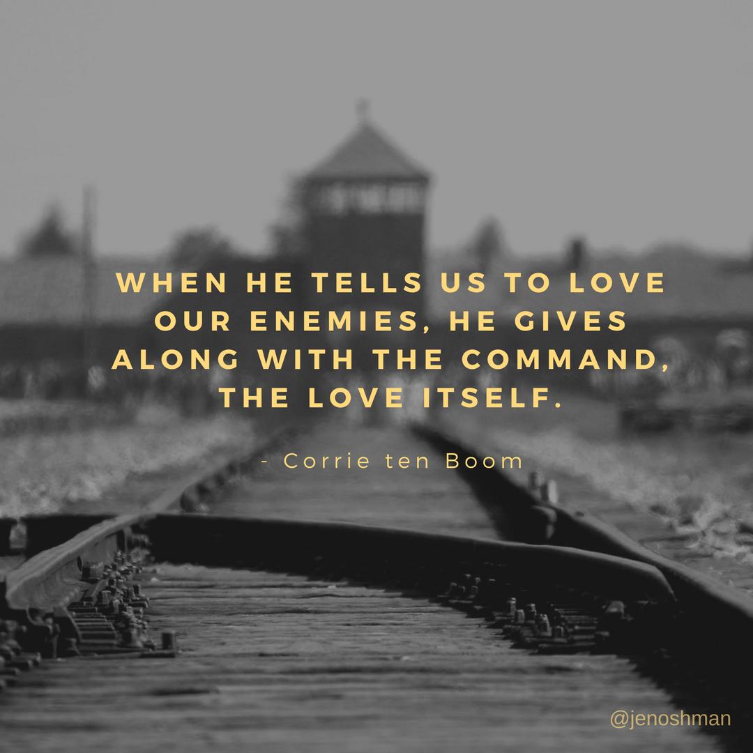 Corrie Ten Boom forgiveness, holocaust .png