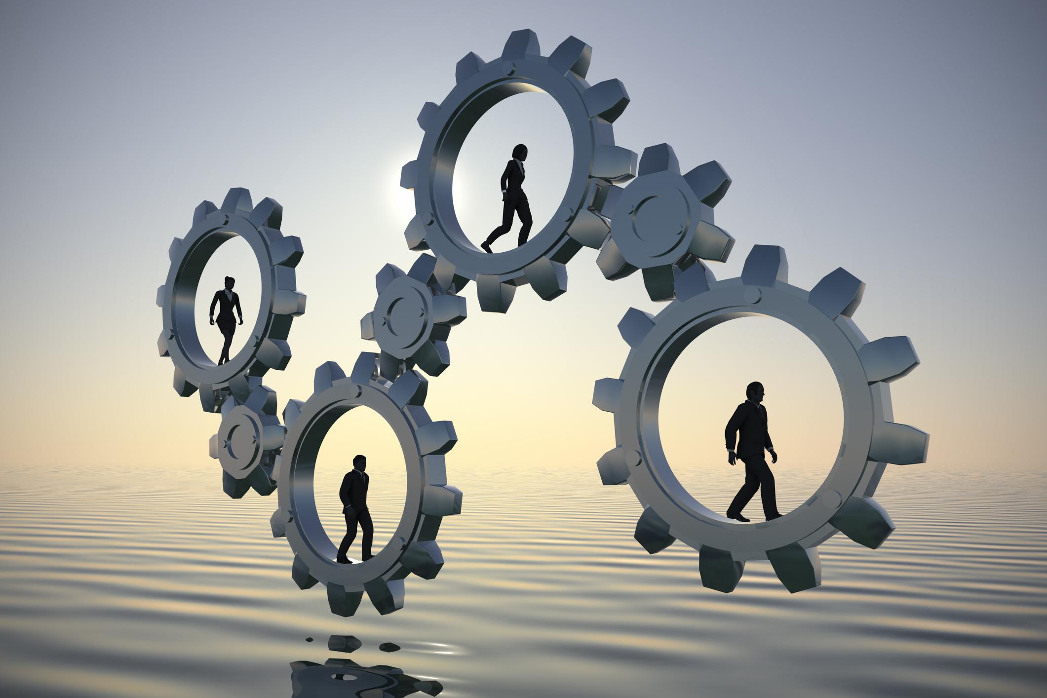 Productivity Factors - RESOURCESDECISION MAKINGALIGNMENTACCOUNTABILITYLEADERSHIPGOALS & STRATEGIESPROACTIVE