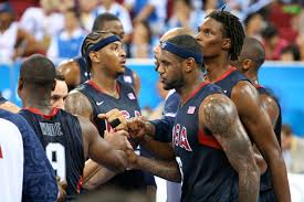"""Teamwork is the beauty of our sport, where you have five acting as one."" –Mike Krzyzewski"