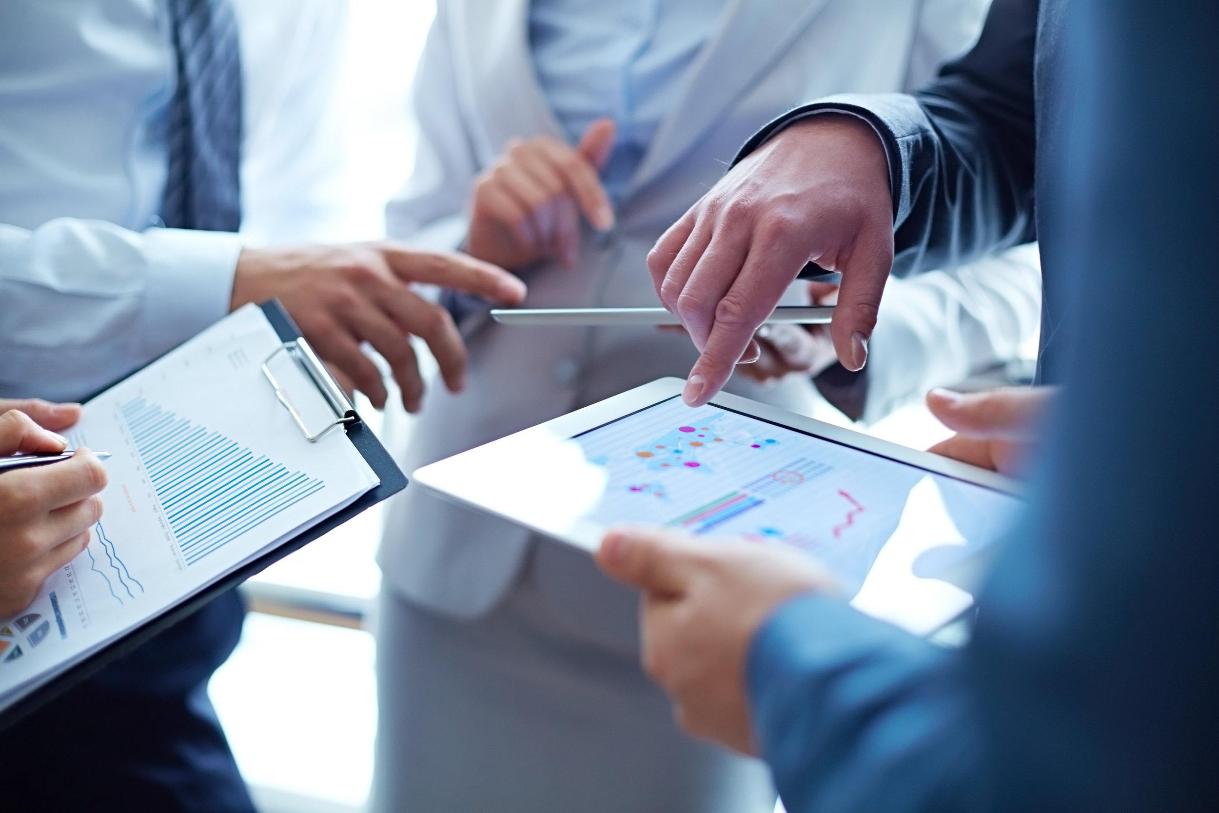Actively Manage - 1. Enterprise Purpose2. Operating Model3. Management Rhythm
