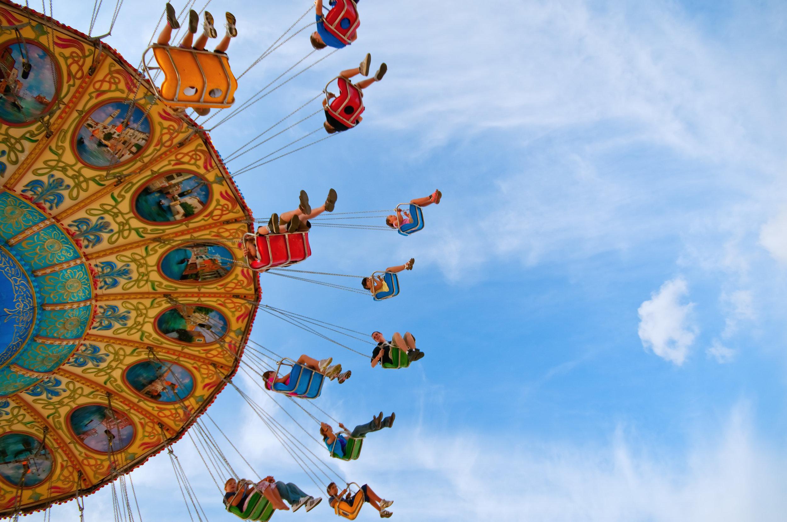 Amusement park pexels.com