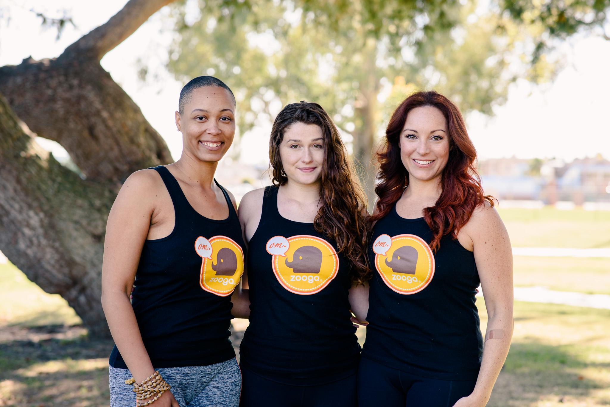 Zooga Yoga South Bay staff