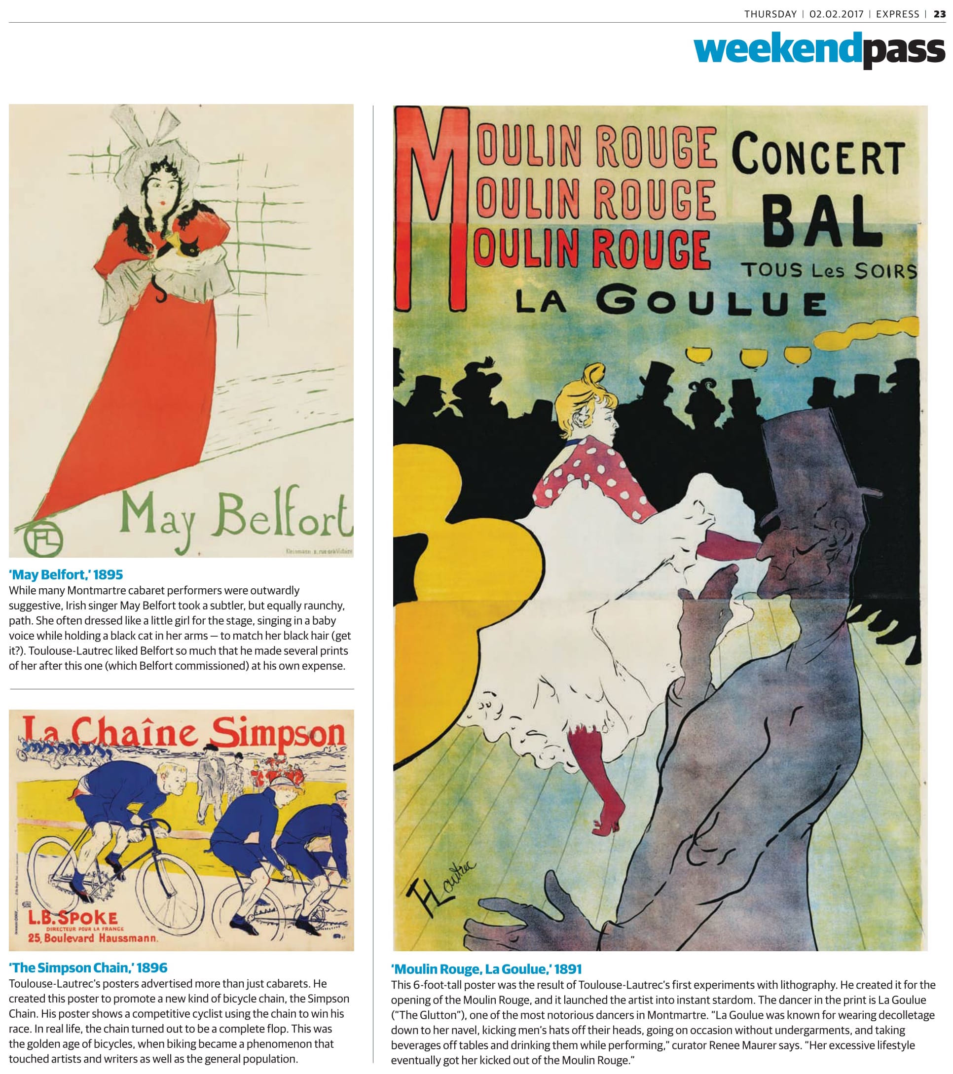 https://www.washingtonpost.com/express/wp/2017/02/02/toulouse-lautrecs-posters-will-whisk-you-back-to-the-boho-nightclubs-of-late-1800s-paris-and-might-make-you-blush