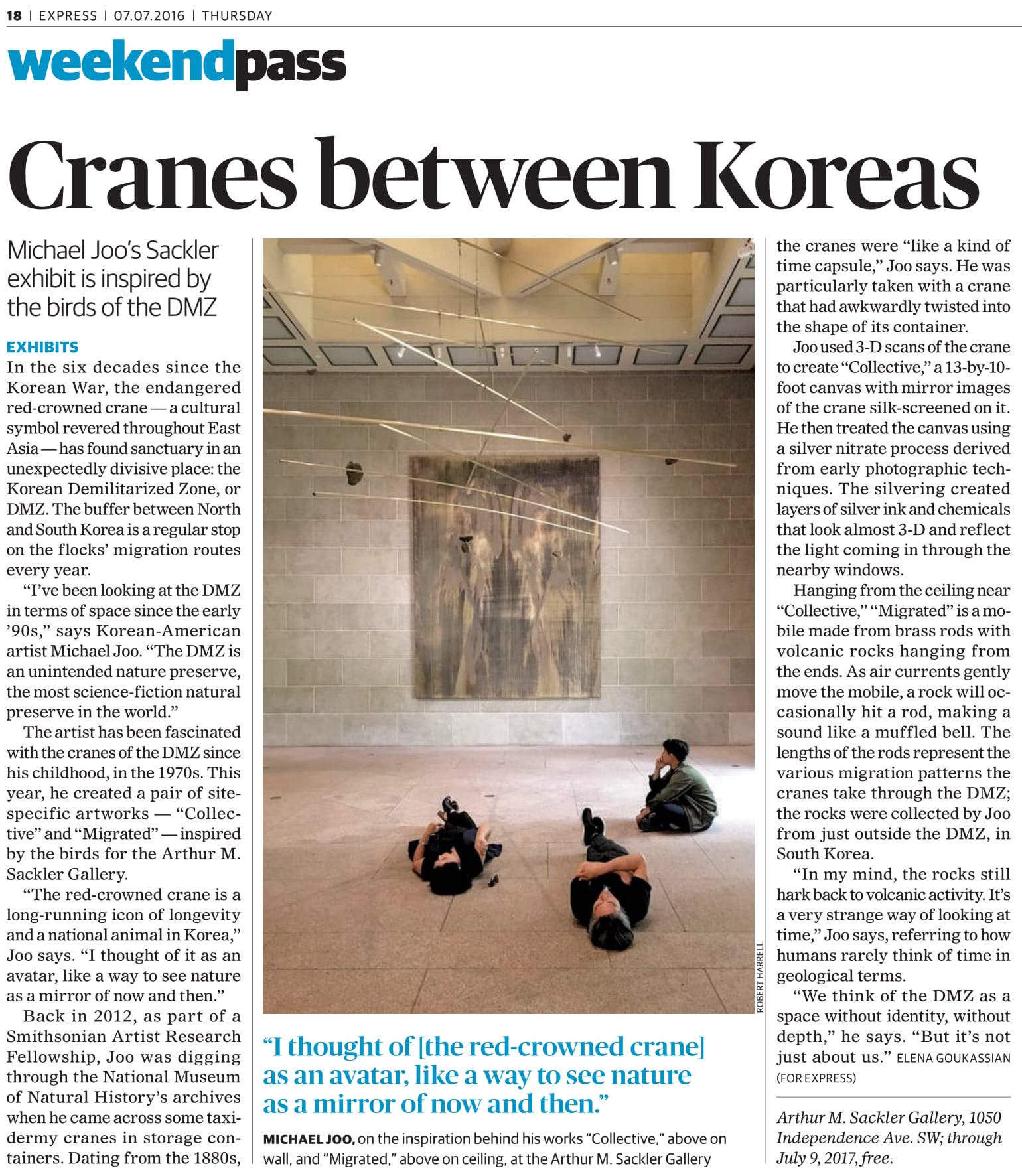 https://www.washingtonpost.com/express/wp/2016/07/07/a-new-sackler-gallery-exhibit-is-inspired-by-cranes-at-the-korean-demilitarized-zone