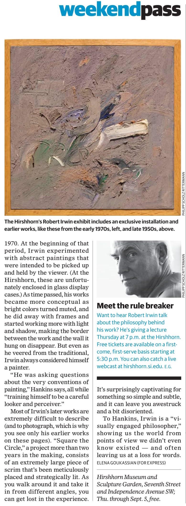https://www.washingtonpost.com/express/wp/2016/04/07/robert-irwins-new-exhibit-at-the-hirshhorn-is-simply-unexplainable