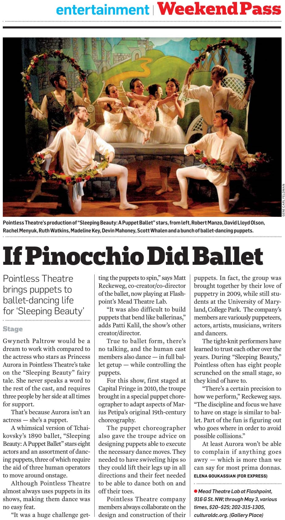 https://www.washingtonpost.com/express/wp/2014/04/16/pointless-theatre-sleeping-beauty-puppet-ballet-mead-flashpoint/