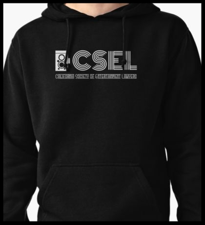 Pullover Hoodie (White Logo)