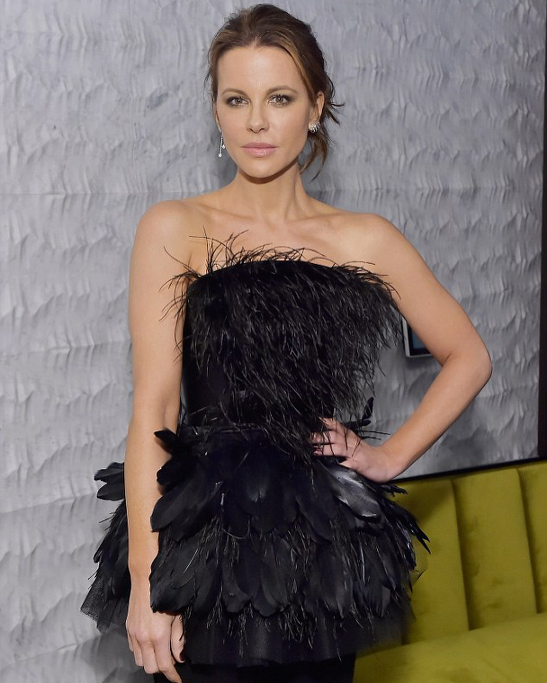 Kate Beckinsale • Rock Earring