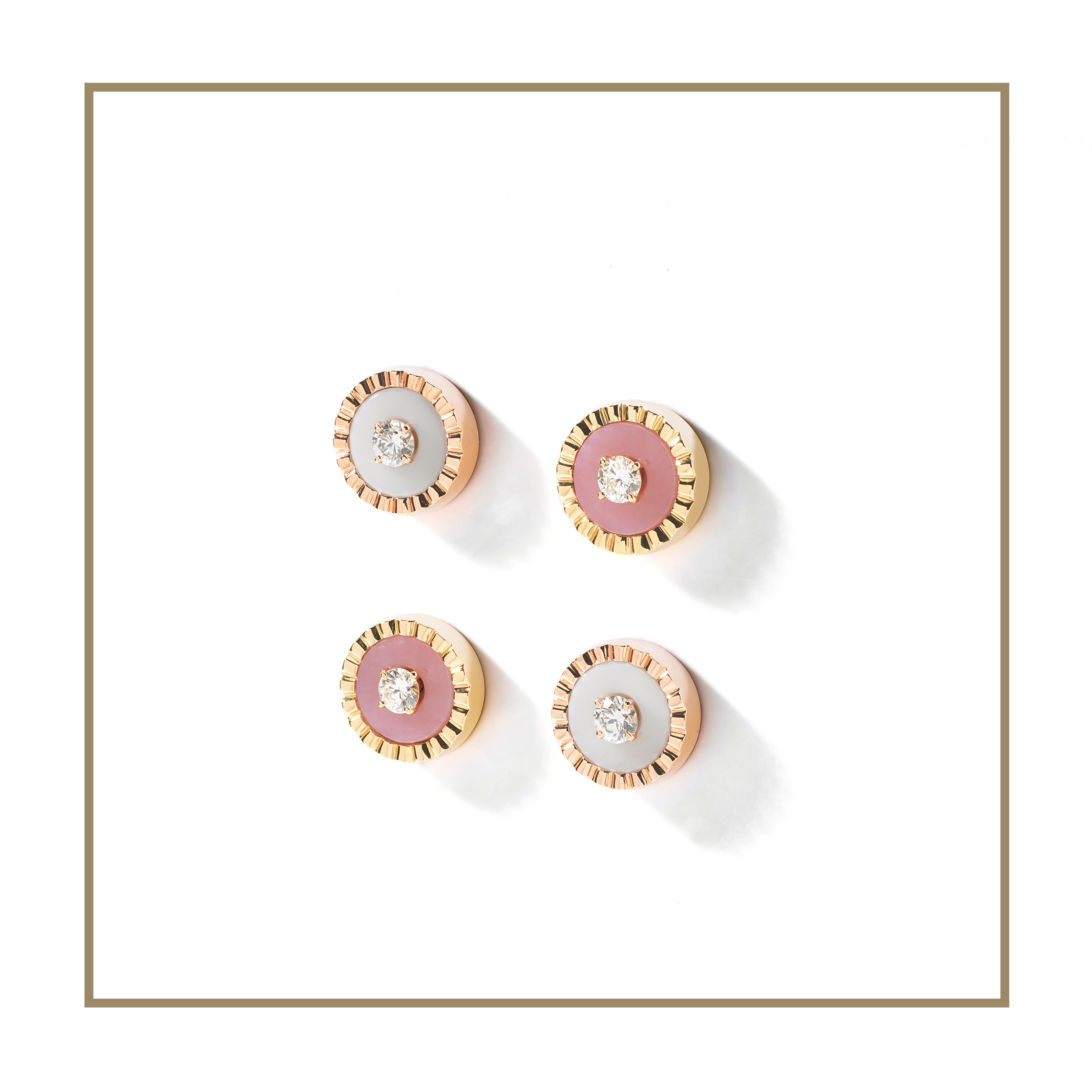 - PLAYFUL. COLORFUL. MAGICAL.Coco is the story of a sparkling star floating in a sea of intense color.The collection combines the simplicity of a perfect circle with the emotion of a magical light. The joy of the gemstones meets the wonder of the diamond.A craftsmanship story of emotions.