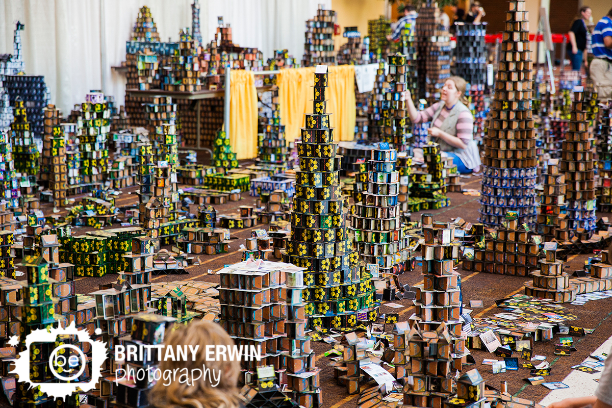 Indianapolis-GenCon-50-cardhalla-card-sculpture-tower-photographer.jpg