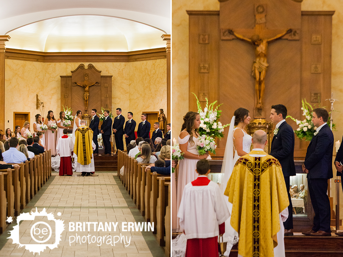 Indianapolis-wedding-photographer-st-roch-catholic-church-ceremony-bridal-party-at-altar.jpg