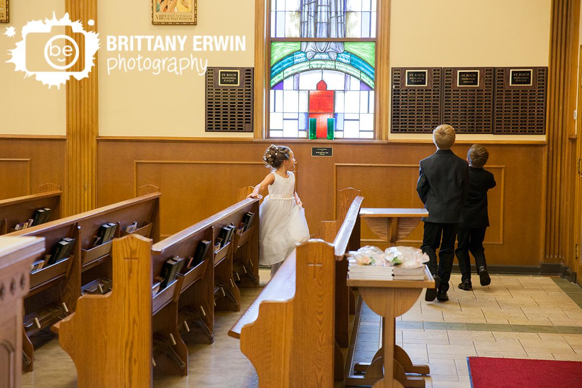 Indianapolis-wedding-photographer-st-roch-catholic-church-flower-girl-ring-bearer.jpg