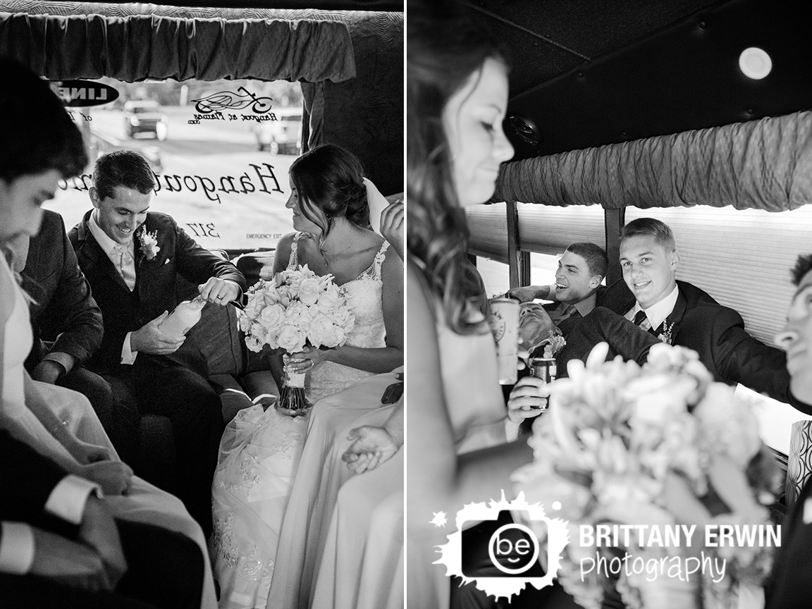 Hangout-limo-party-bus-Indianapolis-wedding-photographer-bride-groom-having-fun.jpg