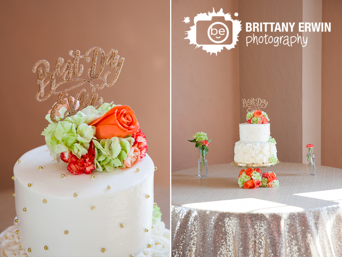 Indianapolis-wedding-photographer-best-day-ever-Hillcrest-Country-Club-cake-flower-topper.jpg