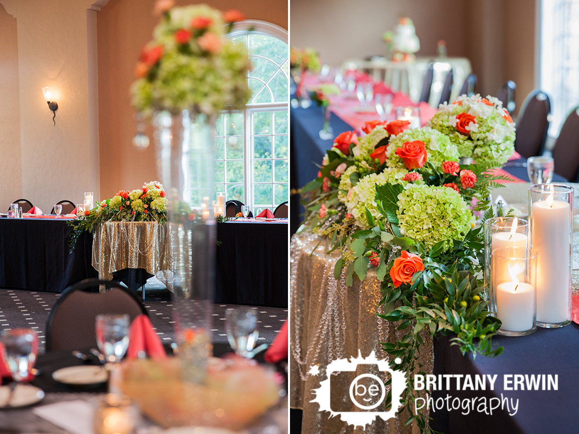 Indianapolis-wedding-photographer-reception-head-table-candle-Ruble-Flowers-floral-centerpiece-Hillcrest-Country-Club.jpg