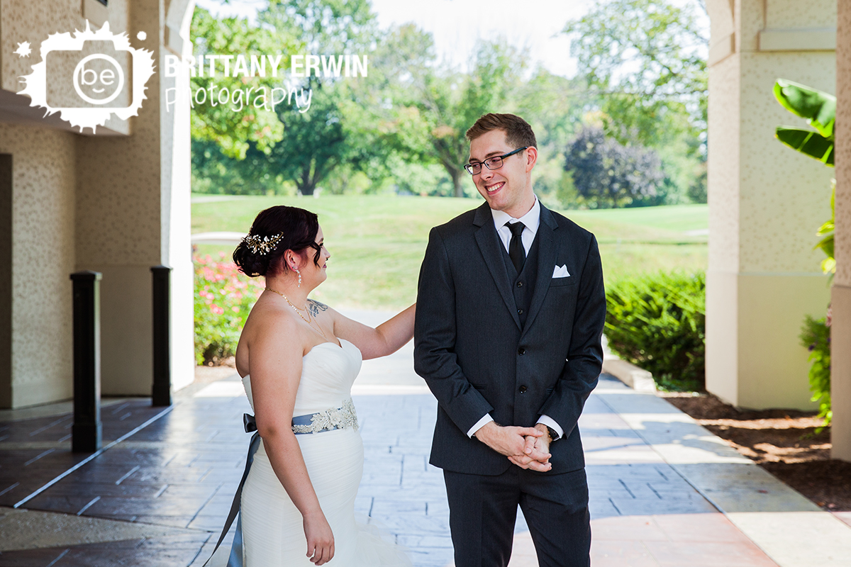 Indianapolis-wedding-photographer-reveal-Hillcrest-Country-Club-first-look-bride-and-groom.jpg