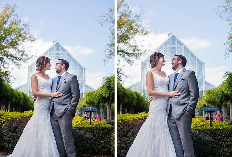 Indianapolis Zoo wedding - WeddingDay Online -